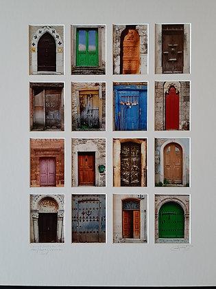 Camino Doorways 2