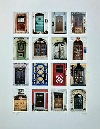Doors of Bavaria
