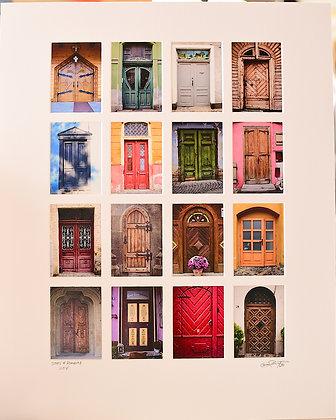Doors of Romania