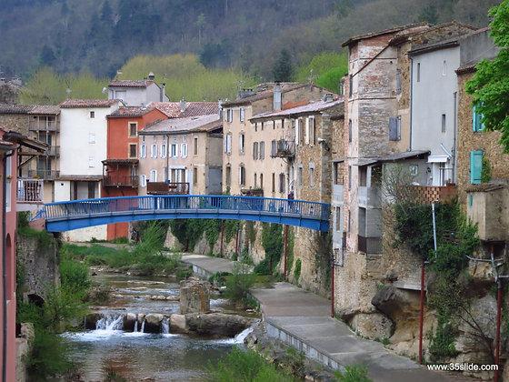 The Blue Bridge, France