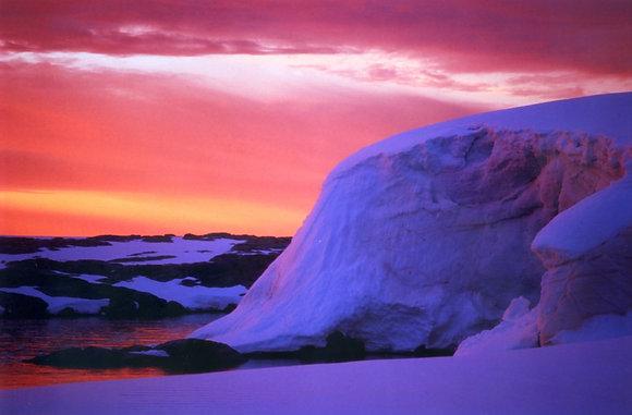 Deprivation Point, Antarctica