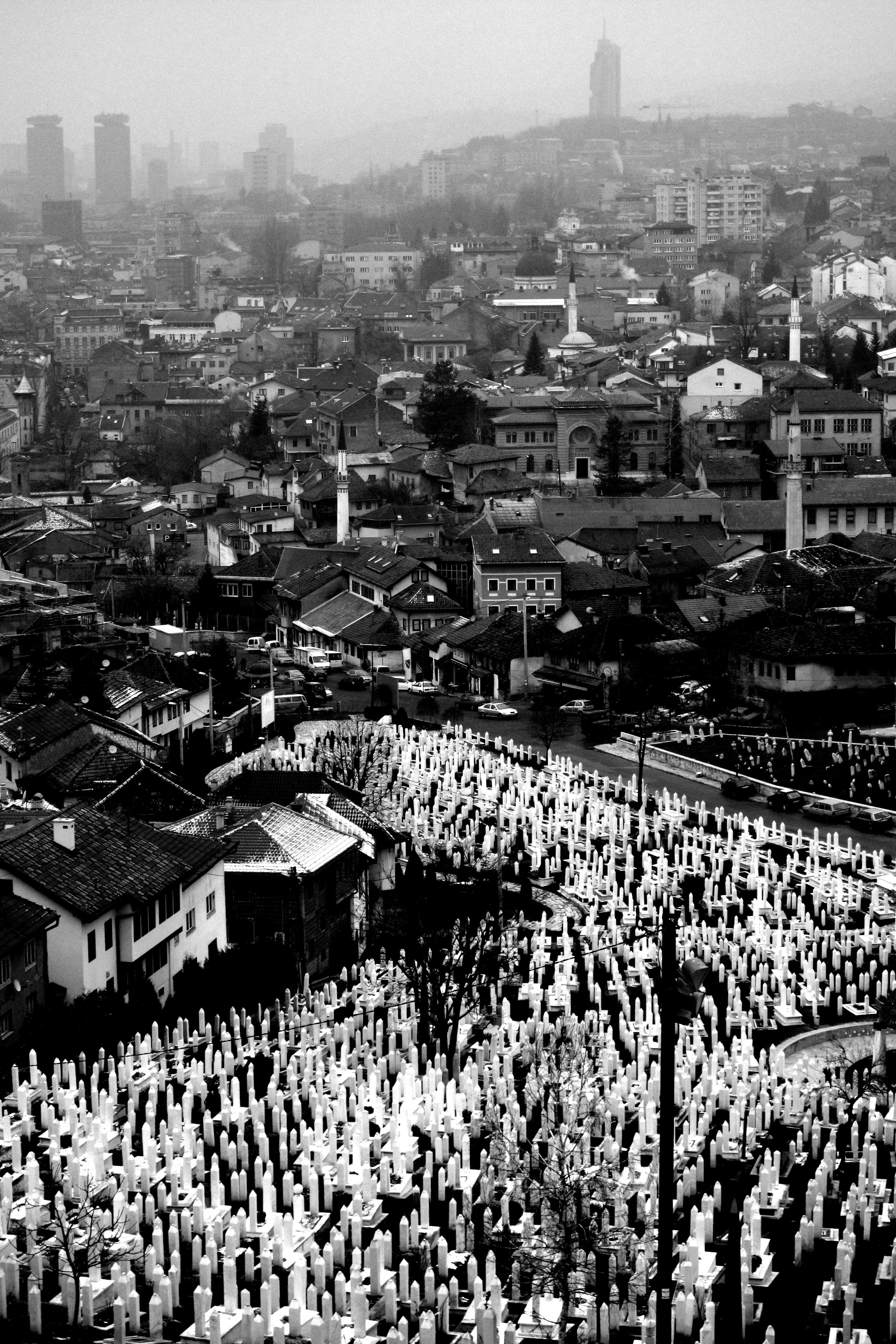 Hallowed Hillside, Sarajevo, B-H