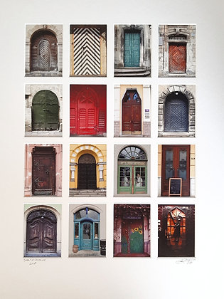 Doors of Ukraine