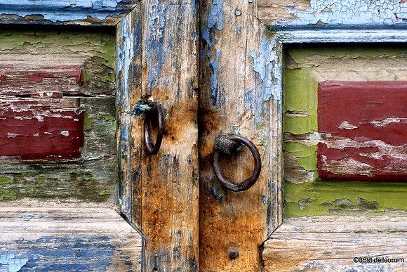 Old Mosque Door, Kashgar, China