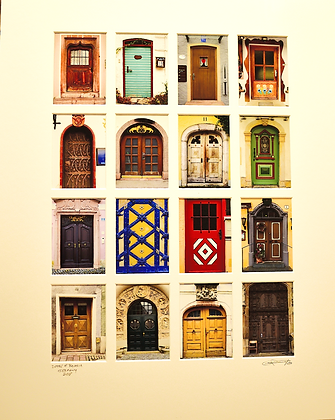 Doors of Bavaria