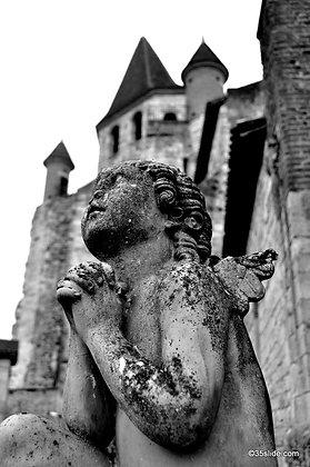 Praying Angel #3, France