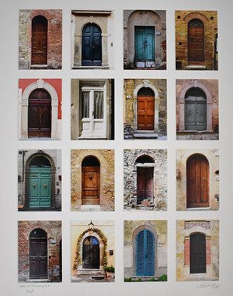 Doors of Tuscany #4