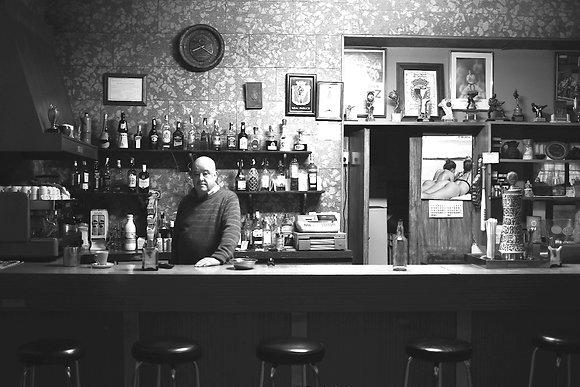 Bar Zorro, Spain