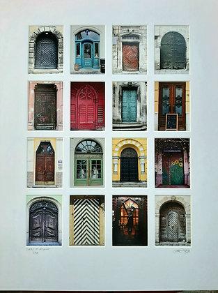 Doors of Ukraine
