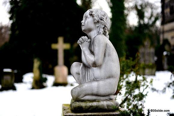 A Prayer in Stone, Czech Republic