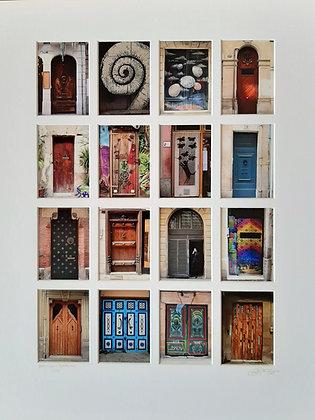 Barcelona Doorways