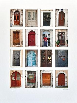 Doors of Croatia