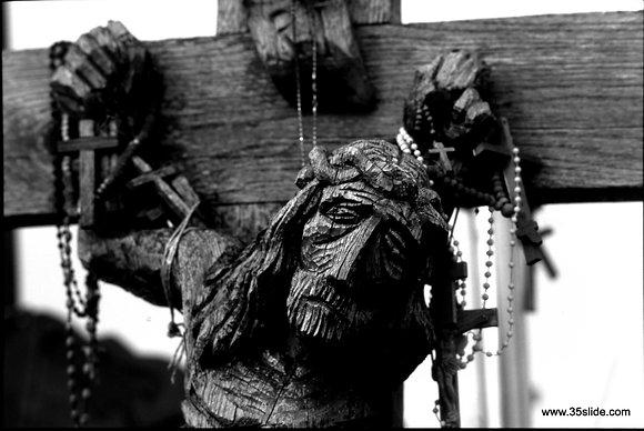 Crucifix 2, Hill of Crosses, Lithuania
