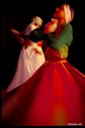 Sufi Dancer #2, Cairo