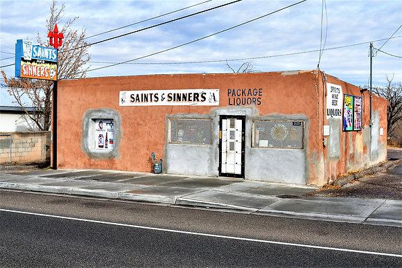 Saints and Sinners, NM USA