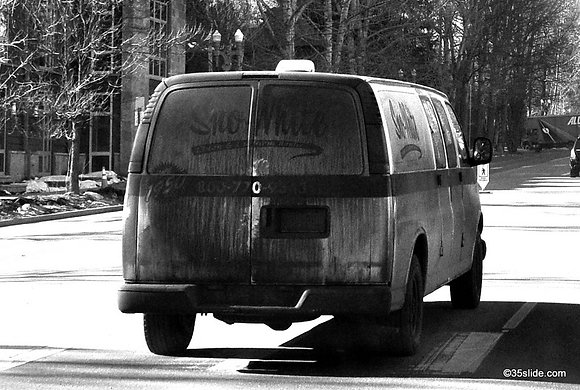 Sno-White Linen Cleaning Service Van, CO USA