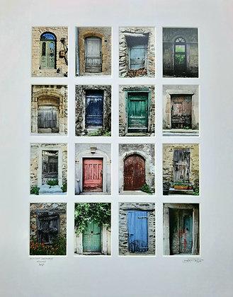 Ancient Doorways, France