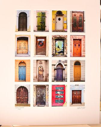 Doors of Slovakia