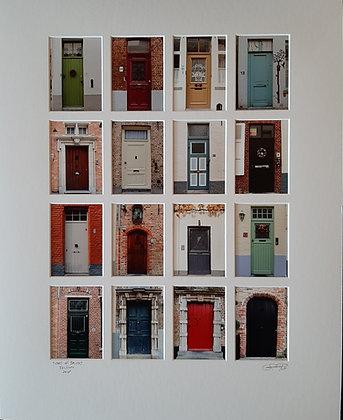 Doors of Bruges
