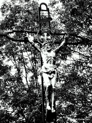 Forest Crucifix, France