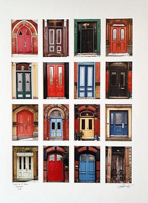 Doors of St. John, Canada