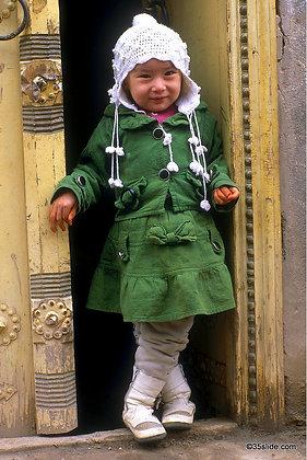 Uyghur Girl, China