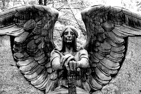 The Angel of Death Victorious, OH, USA