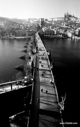 The Charles Bridge, Czech Republic