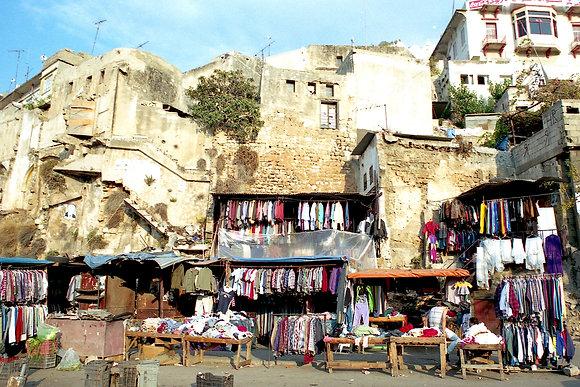 Tripoli Market, Lebanon