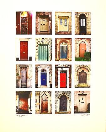Doors of England