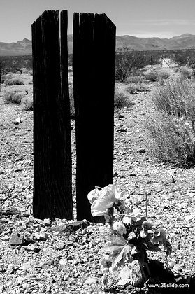 Wood Plank Grave, NV USA