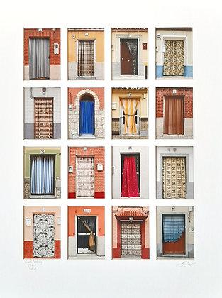 Village Doors, Spain