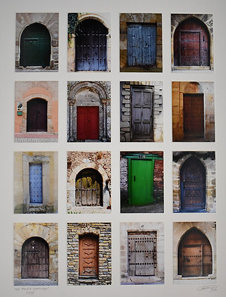 Old Spanish Doorways