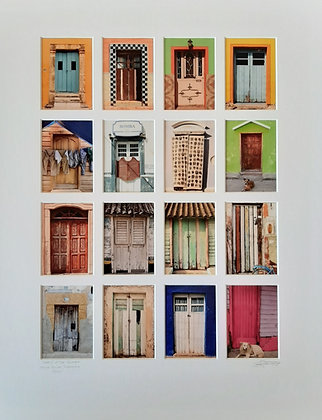 Doors of the Yucatan