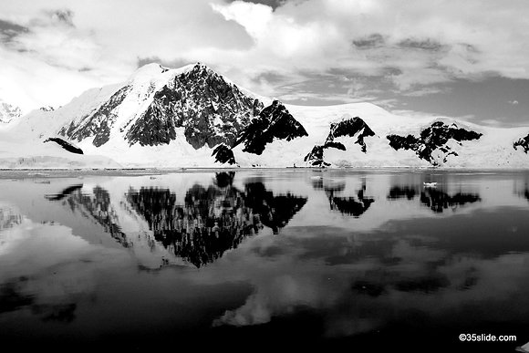 Nunatak, Antarctica