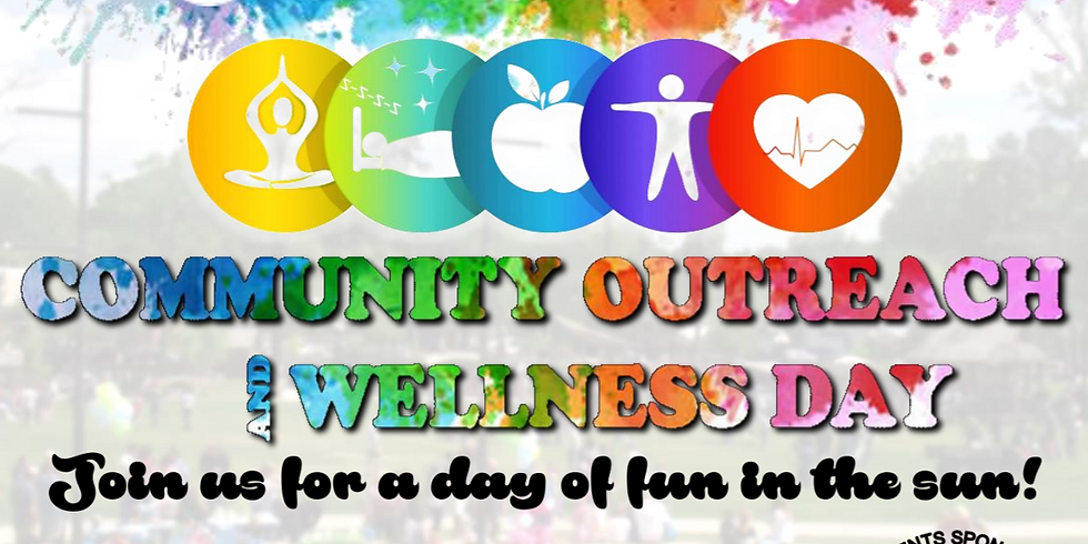 Bubble Up Community Outreach & Wellness Day