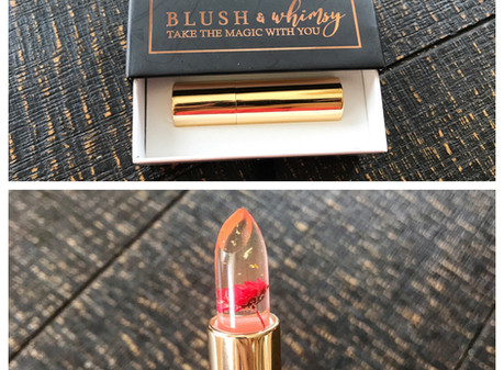Blush & Whimsy - The Lipstick Gods Have Spoken!