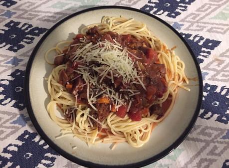 The Correct Way to Make Spaghetti Bolognese