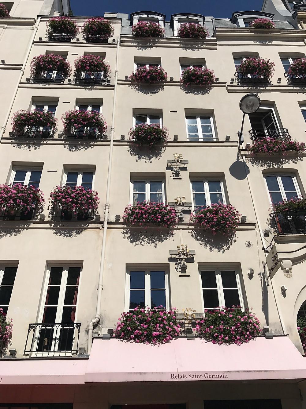 Hotel Le Relais Saint Germain
