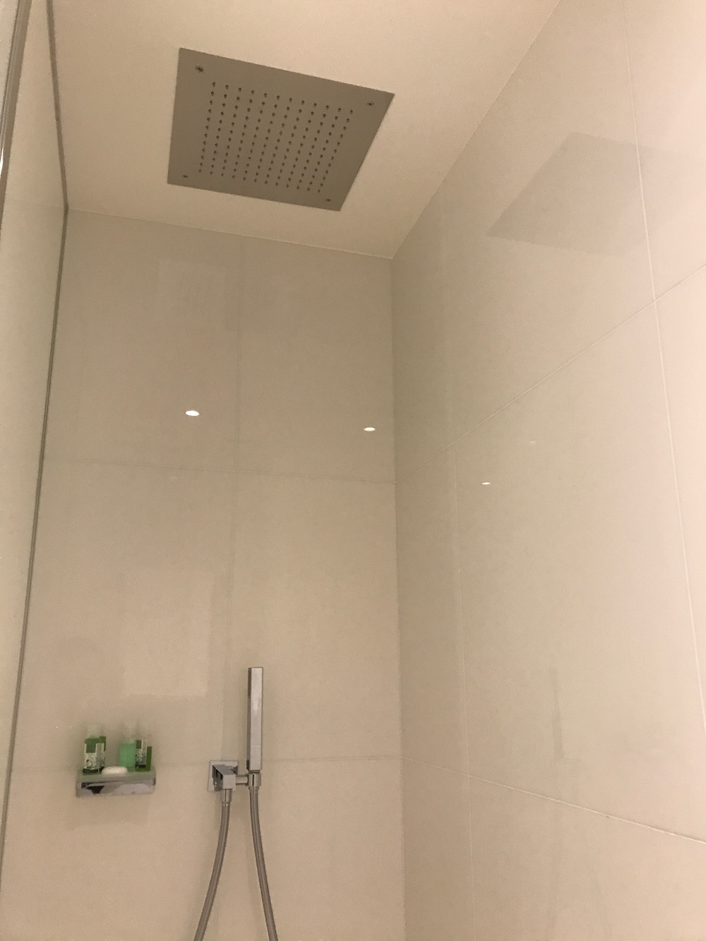 Kind of bland shower design