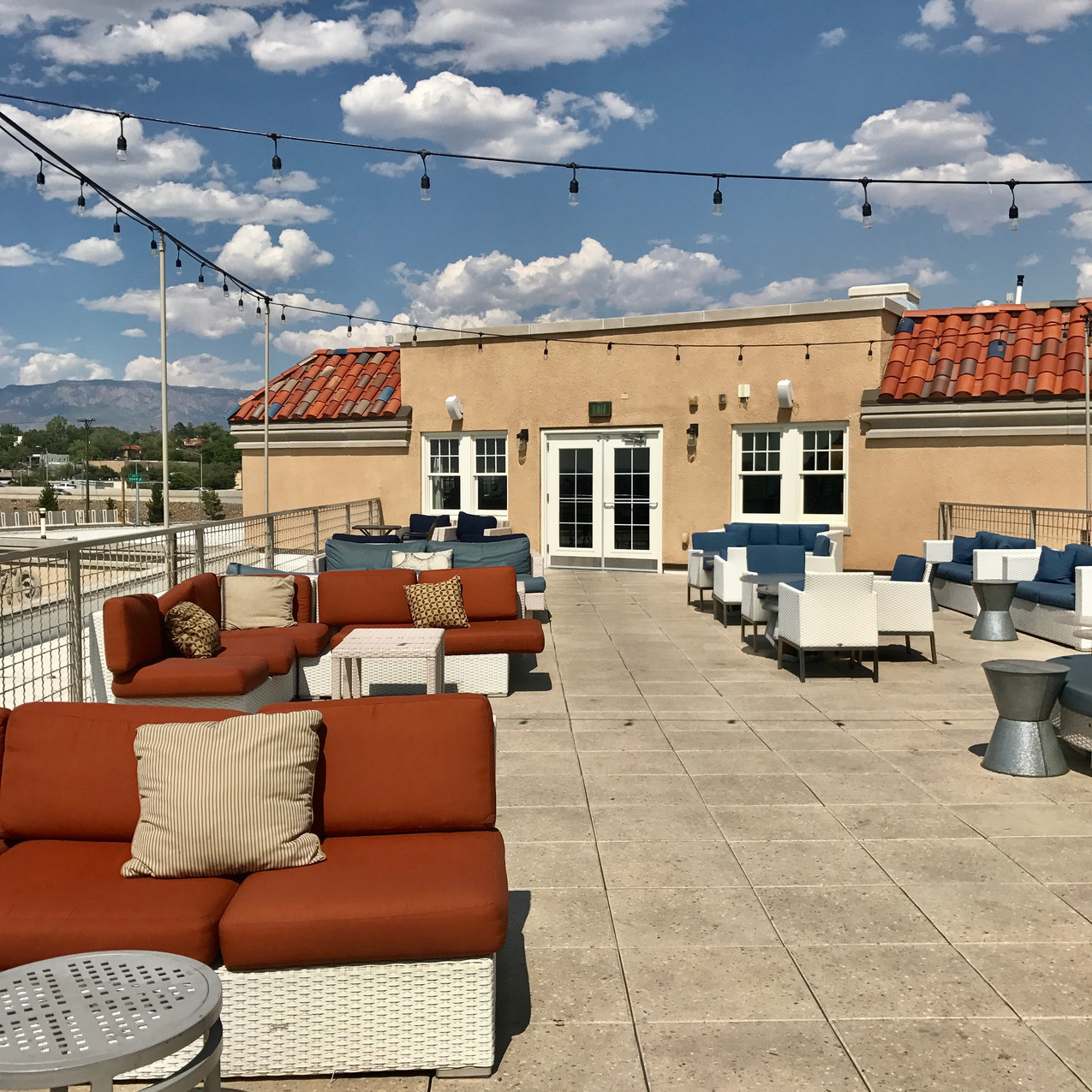 The Apothecary Rooftop Lounge