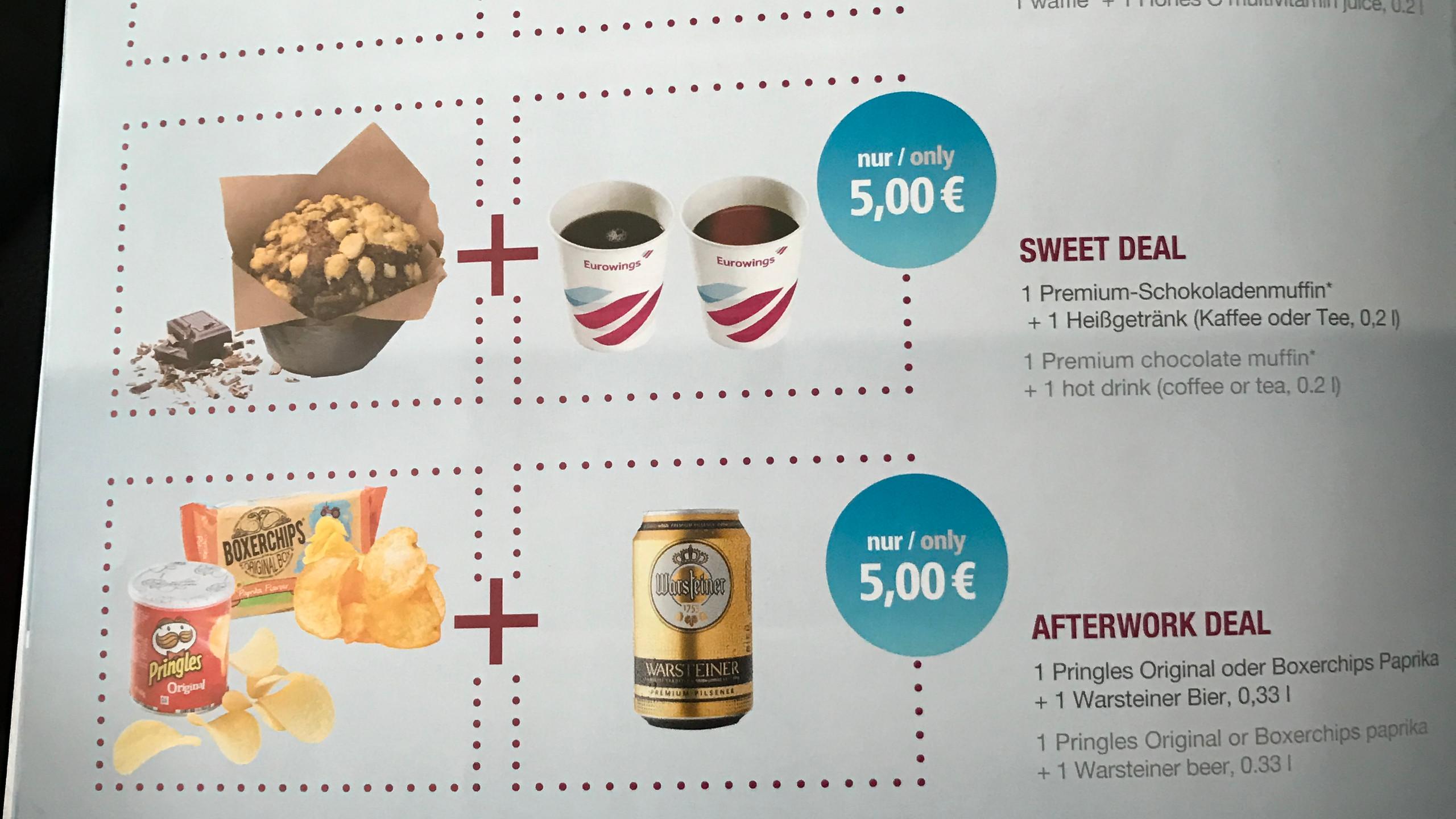 Snack deals