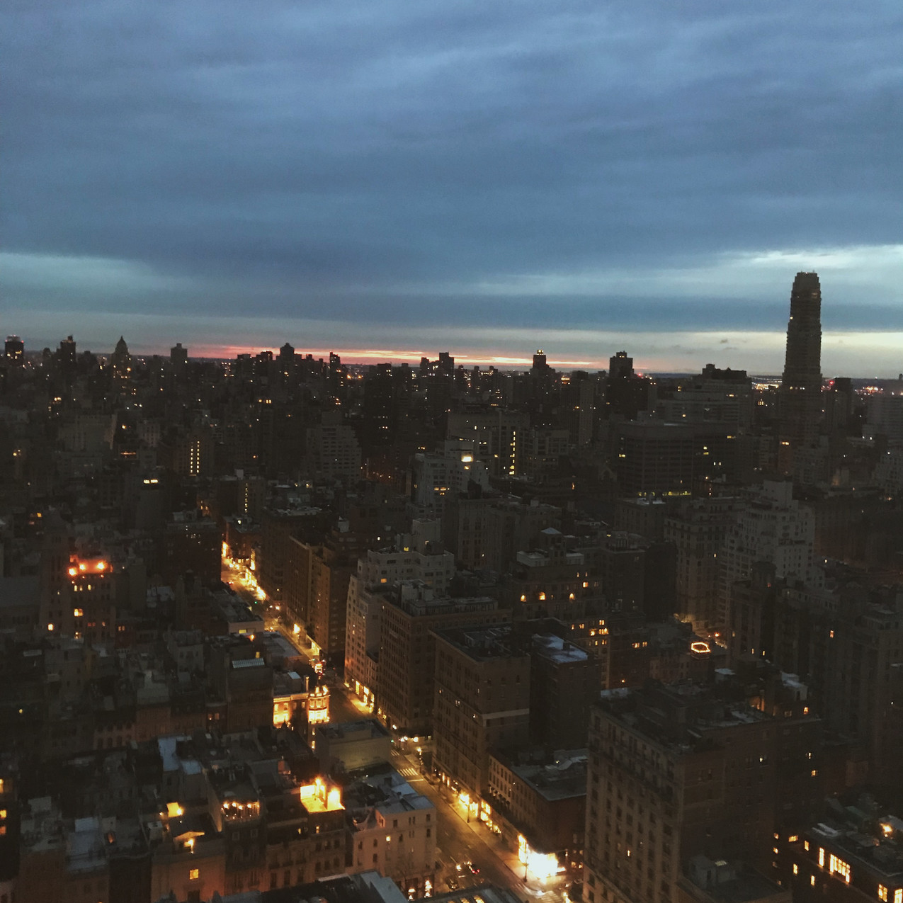 5 am NYC