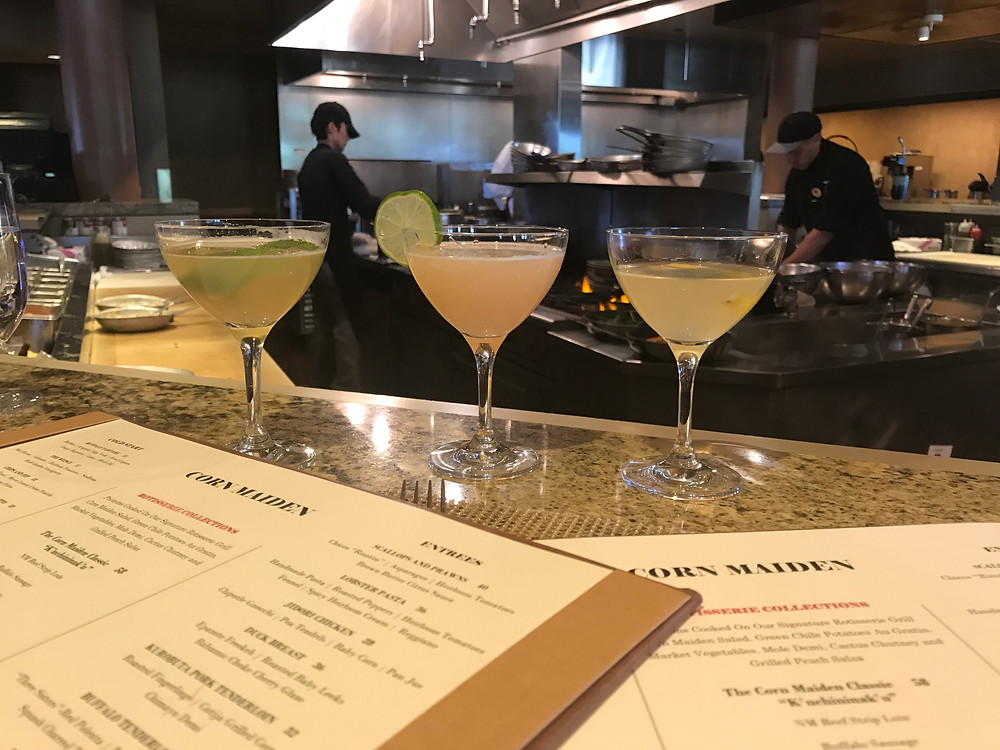 Martini Day was that following Monday. We celebrated early!