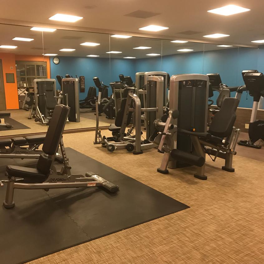 Great gym