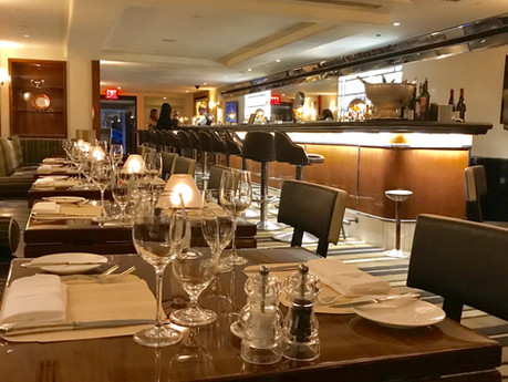 Dazzling, Authentic French Dining at Perrine, NYC