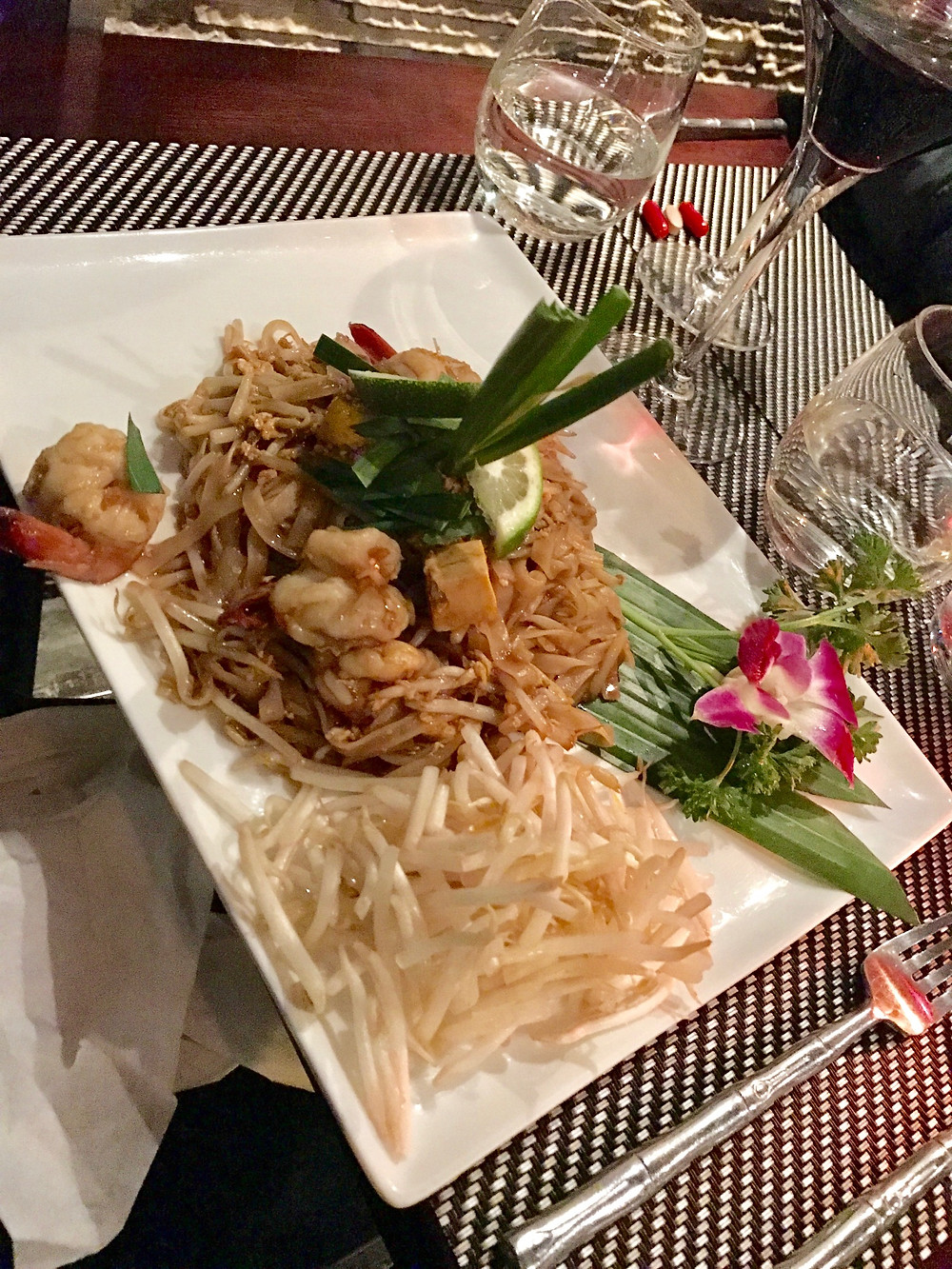 The Best Pad Thai EVER | A Work of Art!