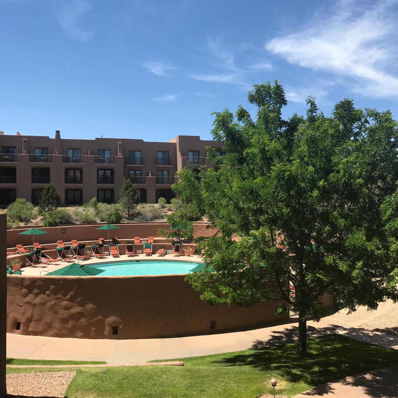 Kiva Pool (adult pool)