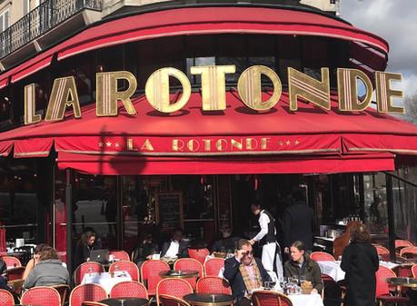 Café De La Rotonde - An Iconic Paris Brasserie