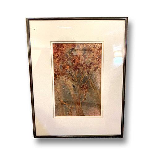 Bronze - Original Watercolor